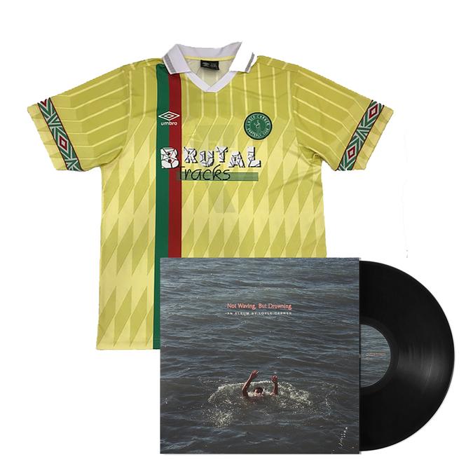 Loyle Carner: Loyle Carner Football Shirt + LP