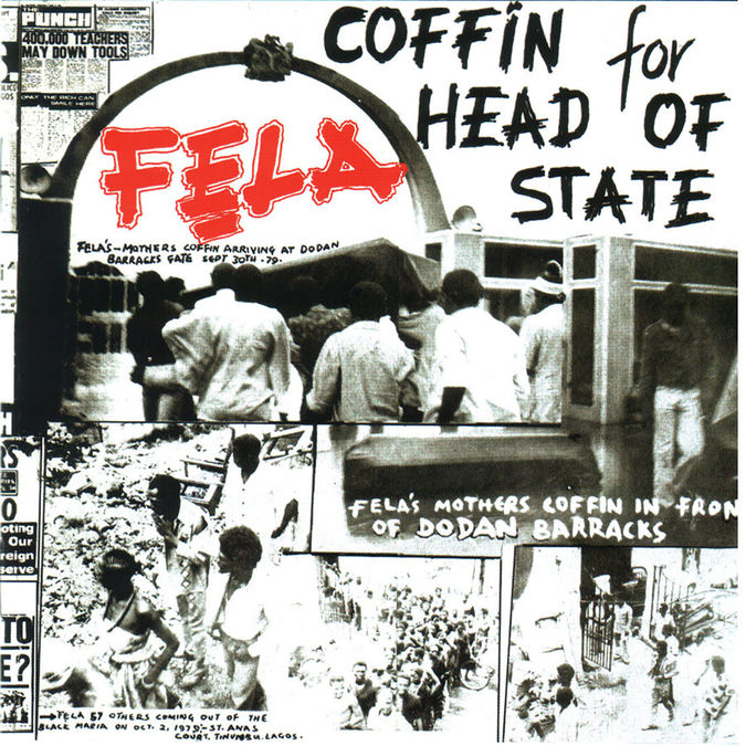Fela Kuti: Coffin for Head of State