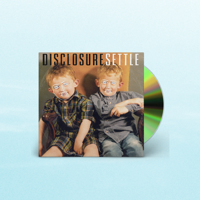 Disclosure: Settle: CD