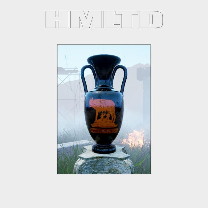 HMLTD: West of Eden: CD + Exclusive Signed Print