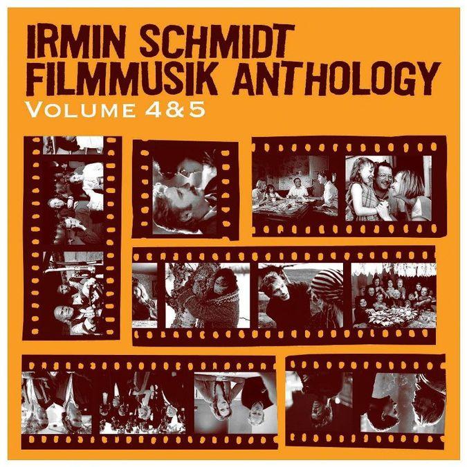 Irmin Schmidt: Filmmusik Anthology Volume 4 & 5