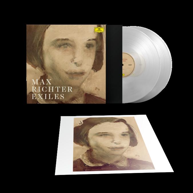 Max Richter: Exiles: Exclusive Transparent Vinyl 2LP [Numbered]