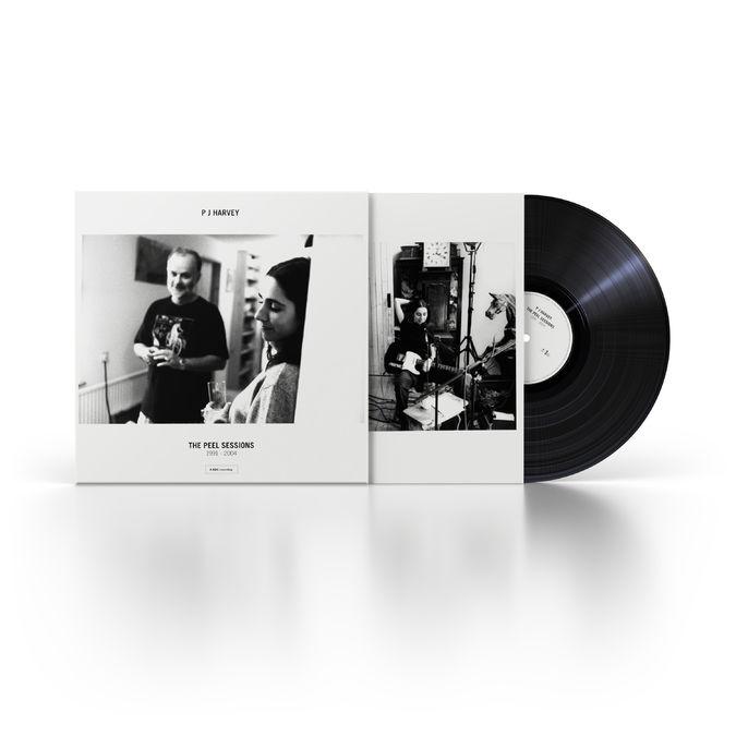 PJ Harvey: The Peel Sessions 1991 - 2004