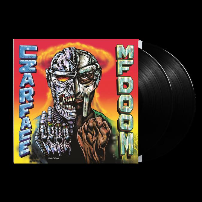 Czarface & MF Doom: Czarface Meets Metal Face
