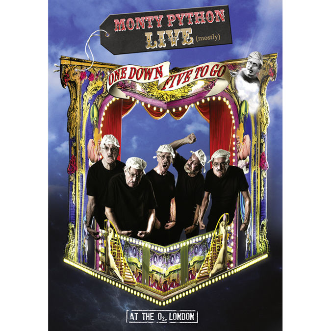 Monty Python: Live (Mostly) - One Down Five To Go DVD