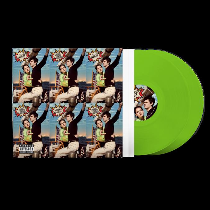 Lana Del Rey: Norman Fucking Rockwell! Lime Green Double Vinyl