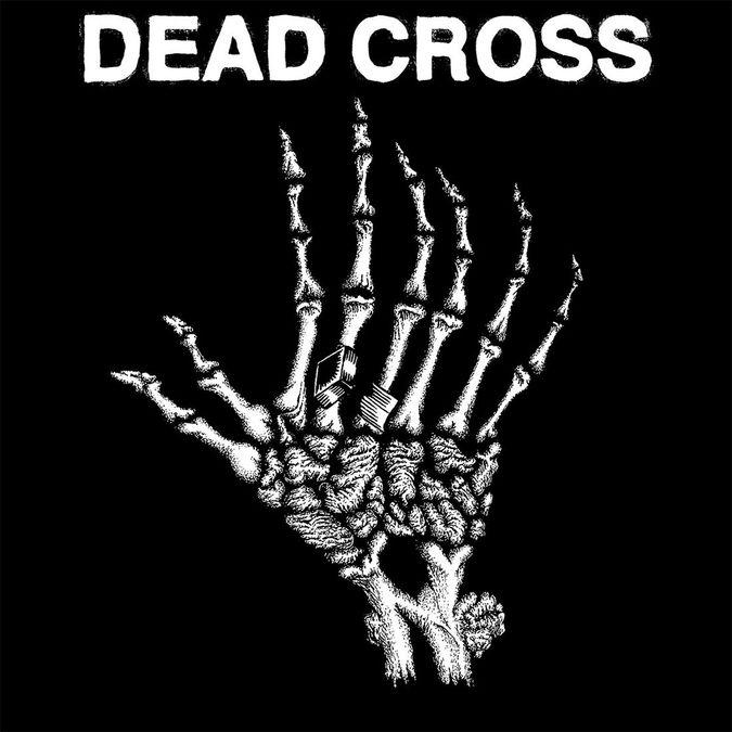 Dead Cross: Dead Cross: Coloured Vinyl EP
