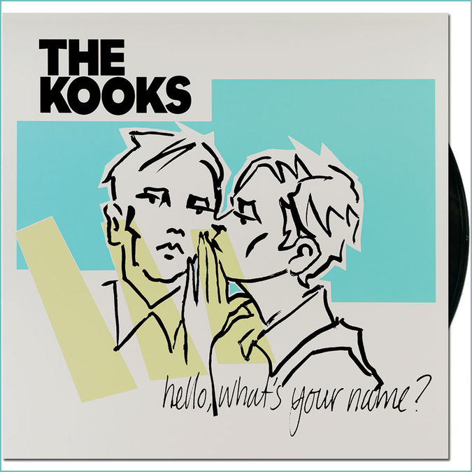 The Kooks: Hello, What's Your Name?