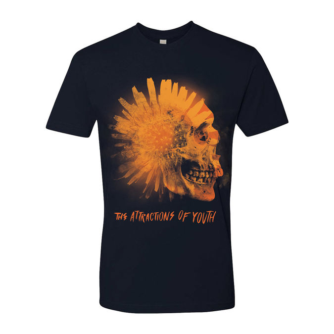 Barns Courtney: The Attractions Of Youth T-Shirt