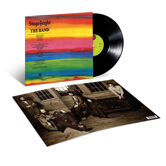 The Band: Stage Fright (50th Anniversary): Vinyl