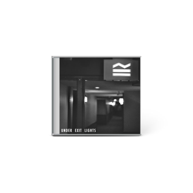 Sea Girls: Under Exit Lights EP SIGNED CD