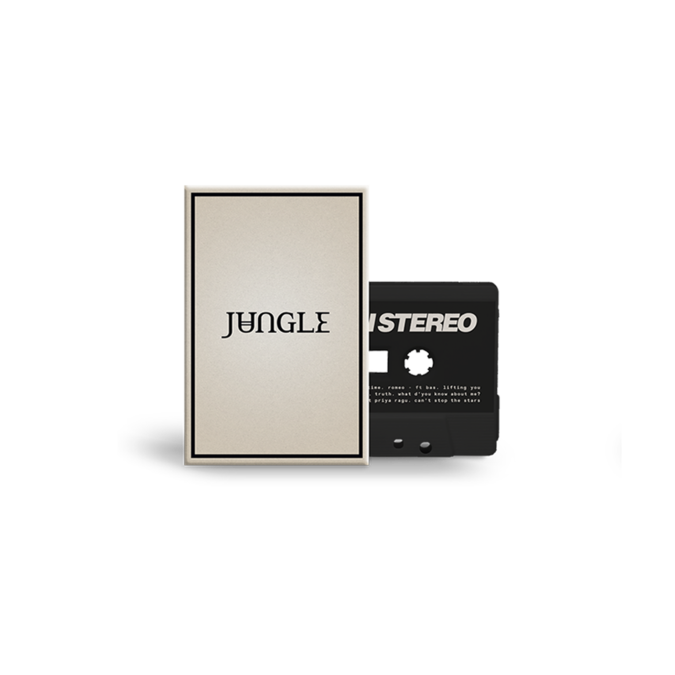 Jungle: Loving In Stereo: Limited Edition Cassette