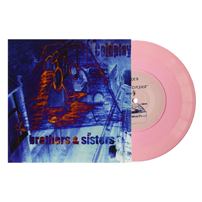 Coldplay: The Brothers: Limited Edition Baby Pink Vinyl