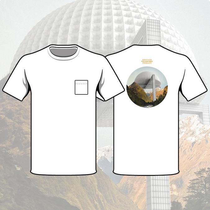 Fryars: Fryars Dome White Small T-Shirt
