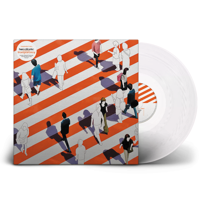 Twin Atlantic: Transparency: Signed Exclusive Transparent Clear Vinyl
