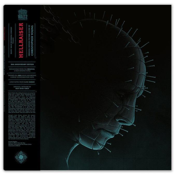 Christopher Young: Original Motion Picture Score: Hellraiser [30th Anniversary Edition]