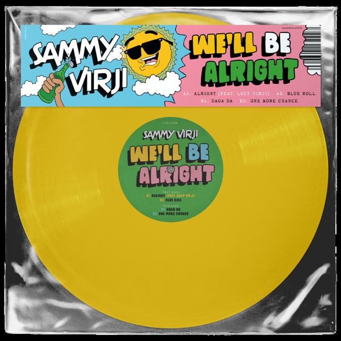 Sammy Virji: We'll Be Alright EP