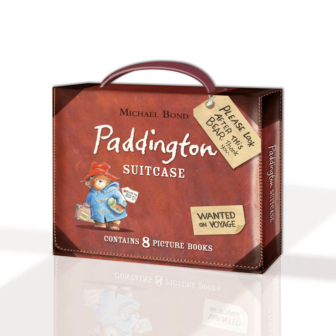 Paddington Bear: Paddington Suitcase Book Collection