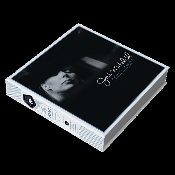 Joni Mitchell: Joni Mitchell Archives Vol. 2: The Reprise Years (1968-1971): 5CD