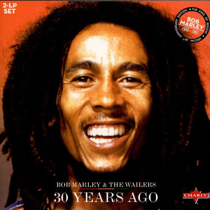 Bob Marley and The Wailers: 30 Years Ago