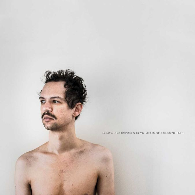 Darwin Deez: 10 Songs That Happened When You Left Me With My Stupid Heart: Coloured vinyl