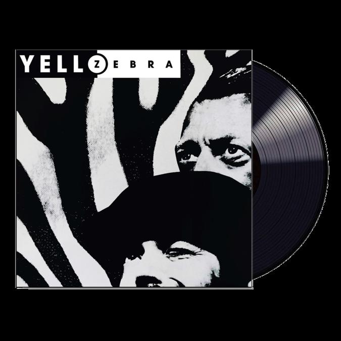 Yello: Zebra: Vinyl Reissue