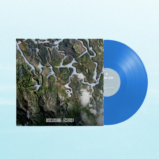Disclosure: Disclosure: Ecstasy (Limited Edition Blue Vinyl)