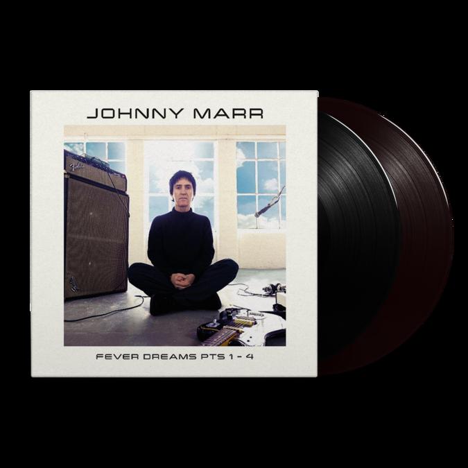 Johnny Marr: Fever Dreams Pt. 1 - 4: Vinyl Edition