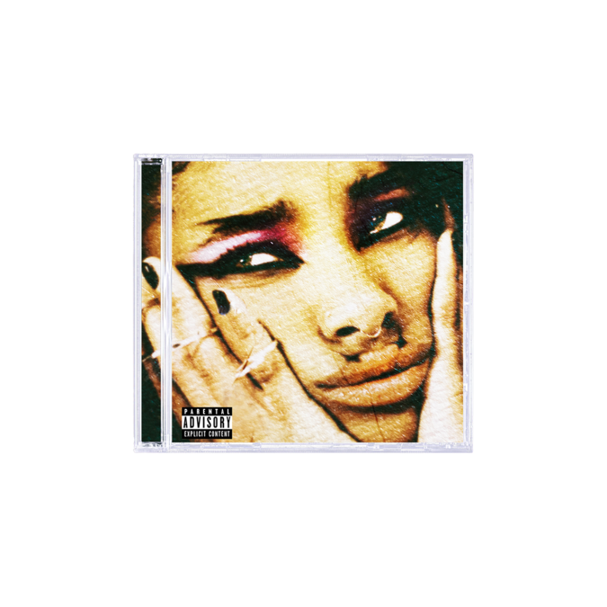 Willow Smith: lately I feel EVERYTHING cd