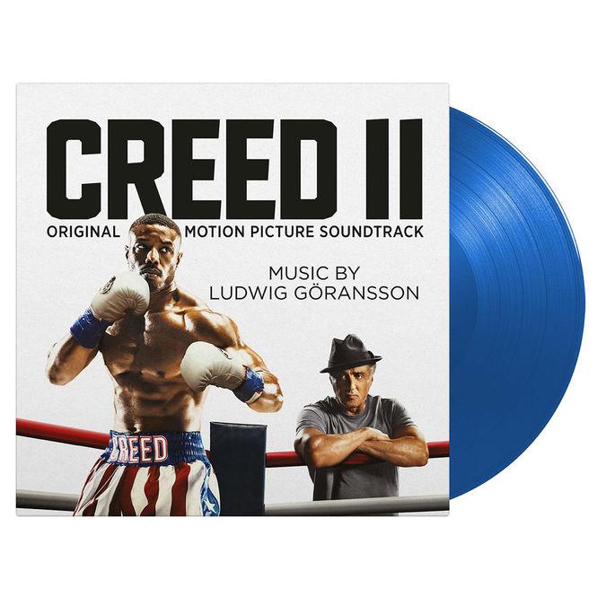 Original Soundtrack: Original Soundtrack - Creed II: Blue Vinyl