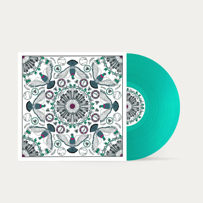Modern Nature: How To Live: Limited Edition Green Vinyl