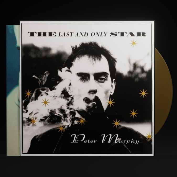 Peter Murphy: The Last and Only Star: Limited Edition Gold Vinyl