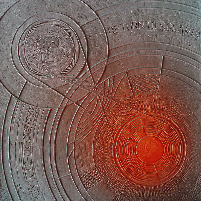 Kevin Richard Martin: Return to Solaris: Gatefold Vinyl 2LP
