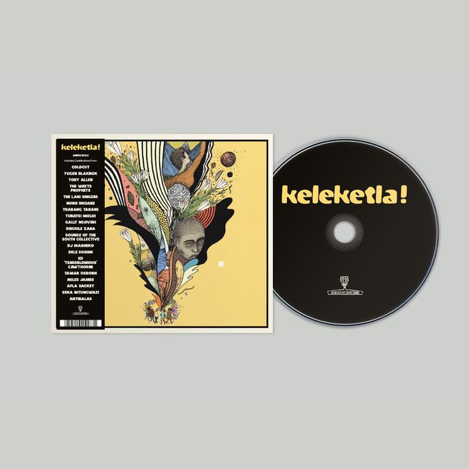Keleketla!: Keleketla!: Signed Exclusive Gatefold CD