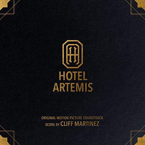 Cliff Martinez: Hotel Artemis (Original Motion Picture Soundtrack): Gold Vinyl