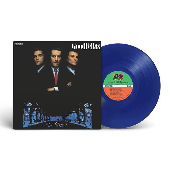 Original Soundtrack: Goodfellas: Limited Edition Dark Blue Vinyl