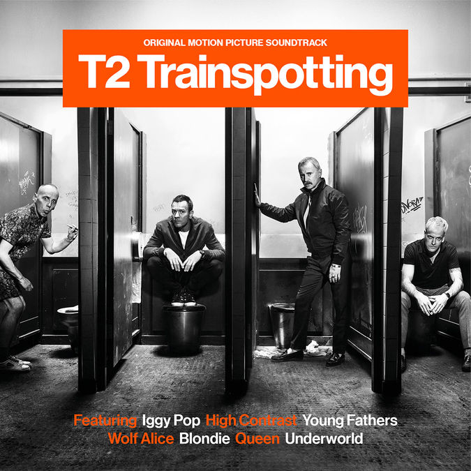 Various Artists: T2 Trainspotting CD