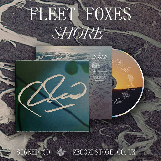 Fleet Foxes: Shore: Exclusive Signed CD