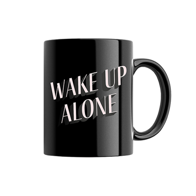 Amy Winehouse: Wake Up Alone Mug