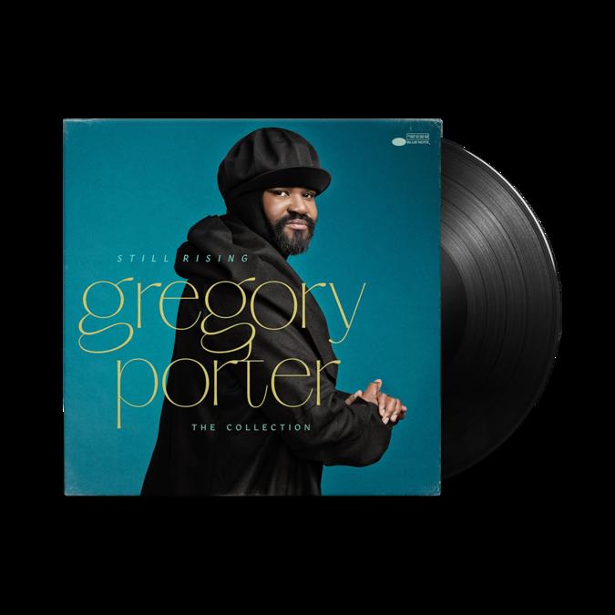 Gregory Porter: Still Rising Signed LP