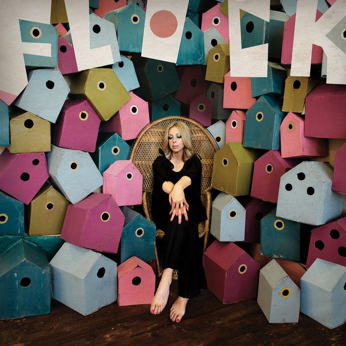 Jane Weaver: Flock: CD