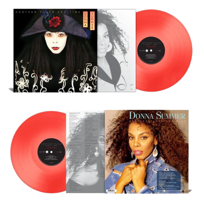 Donna Summer: Another Place And Time: Limited Edition 180gm Red Vinyl LP