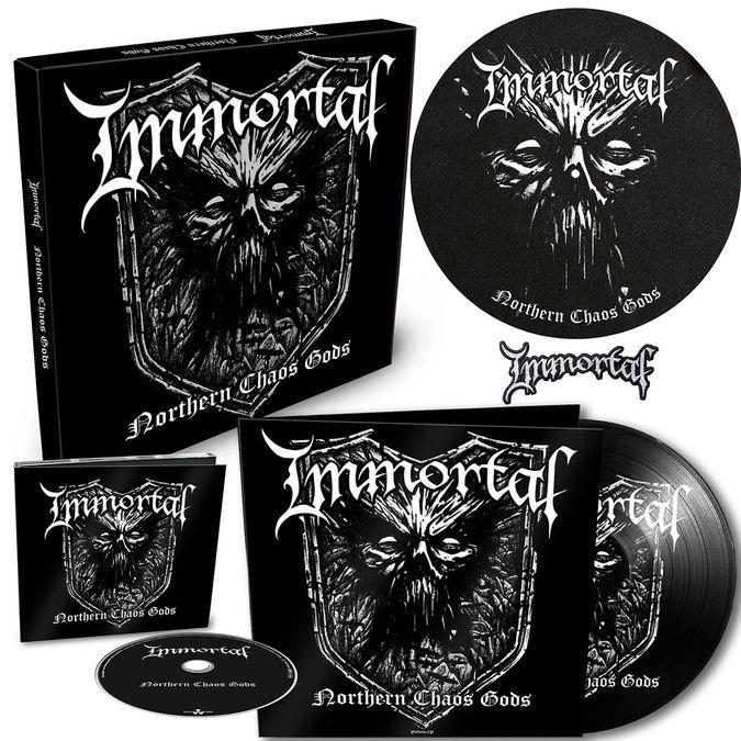 Immortal: Northern Chaos Gods: Limited Edition Box Set