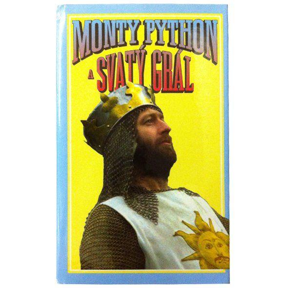 Monty Python: Monty Python A Svatý Grál (hardback) - Czech