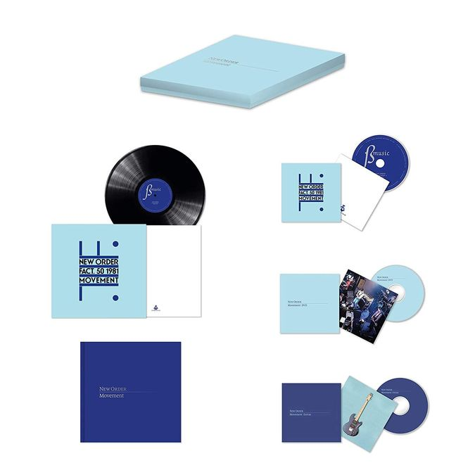 New Order: Movement: The Definitive Edition