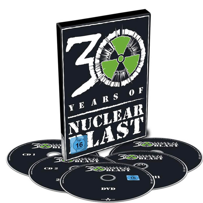 Various Artists: 30 years of Nuclear Blast
