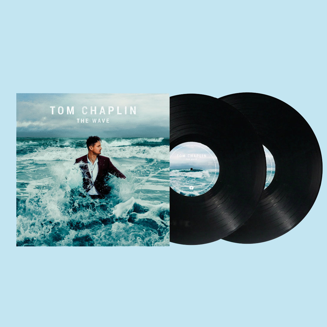 Tom Chaplin Official Store