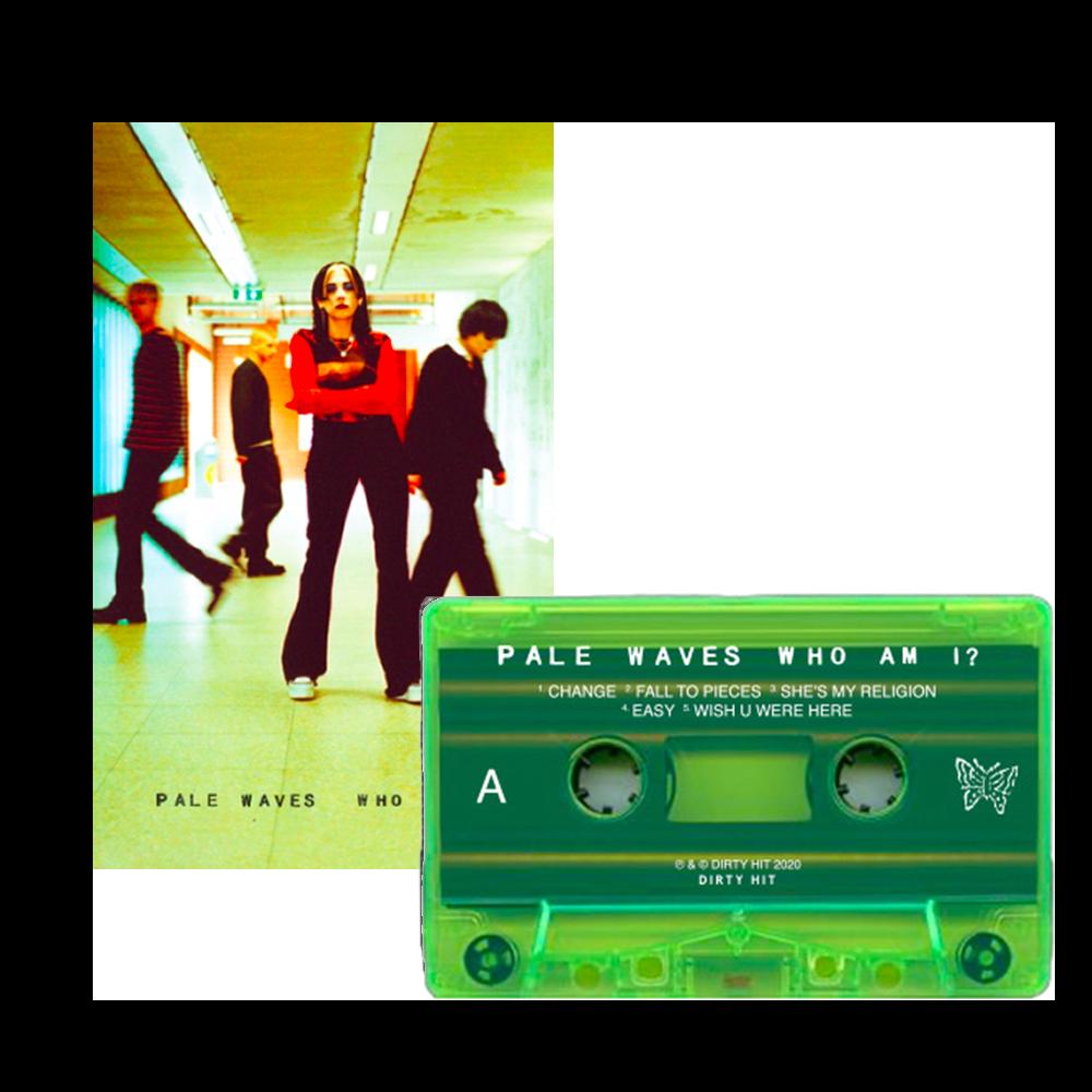 Pale Waves: Who Am I? - Fluorescent 'Tour Edition' Cassette