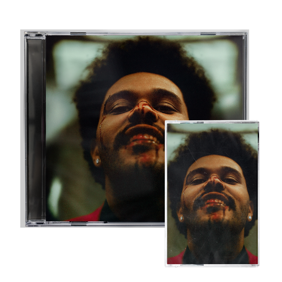 The Weeknd: After Hours: CD + Cassette