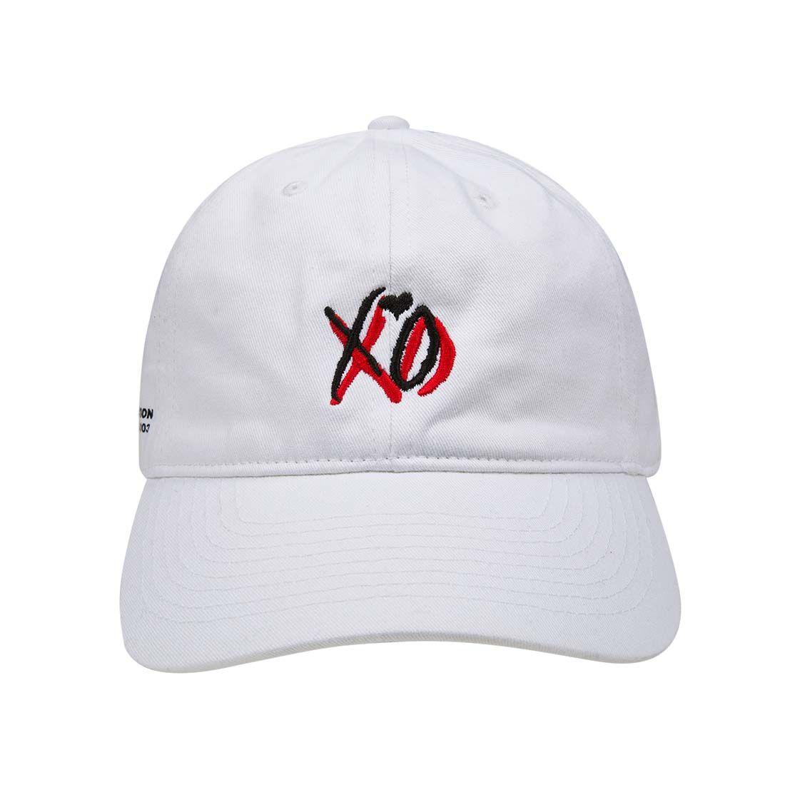 The Weeknd: XO 199x Logo Sports Cap